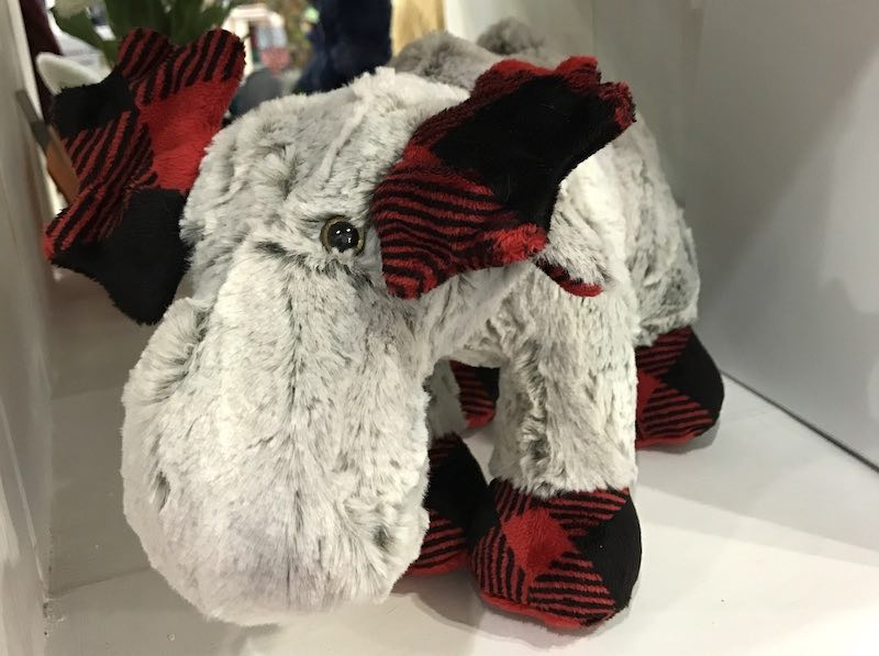 Christmas-Themed Sewing Projects: Mickey the Moose