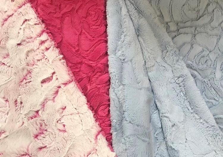 Luxe Cuddle® Demi Rose