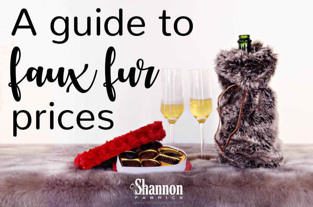 faux fur cost faux fur prices