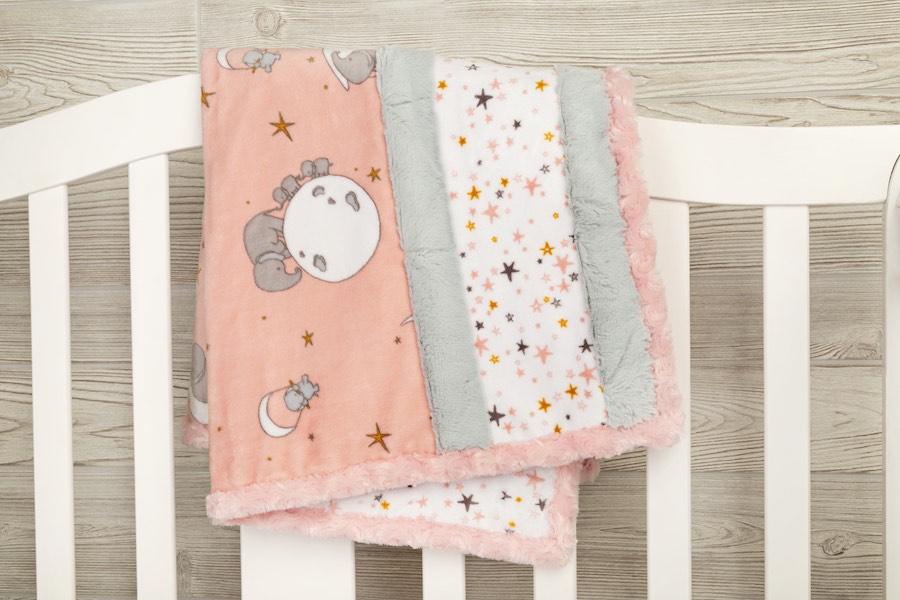 How To Sew a Minky Plush Fabric Elephant Stuffed Animal