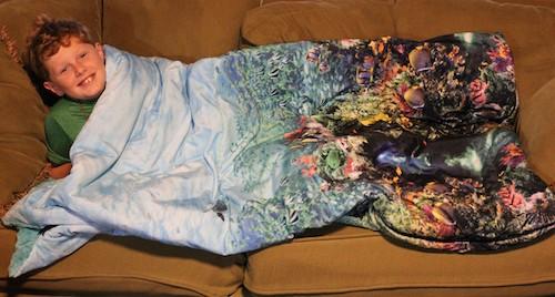 how to make a sleeping bag sleep sack