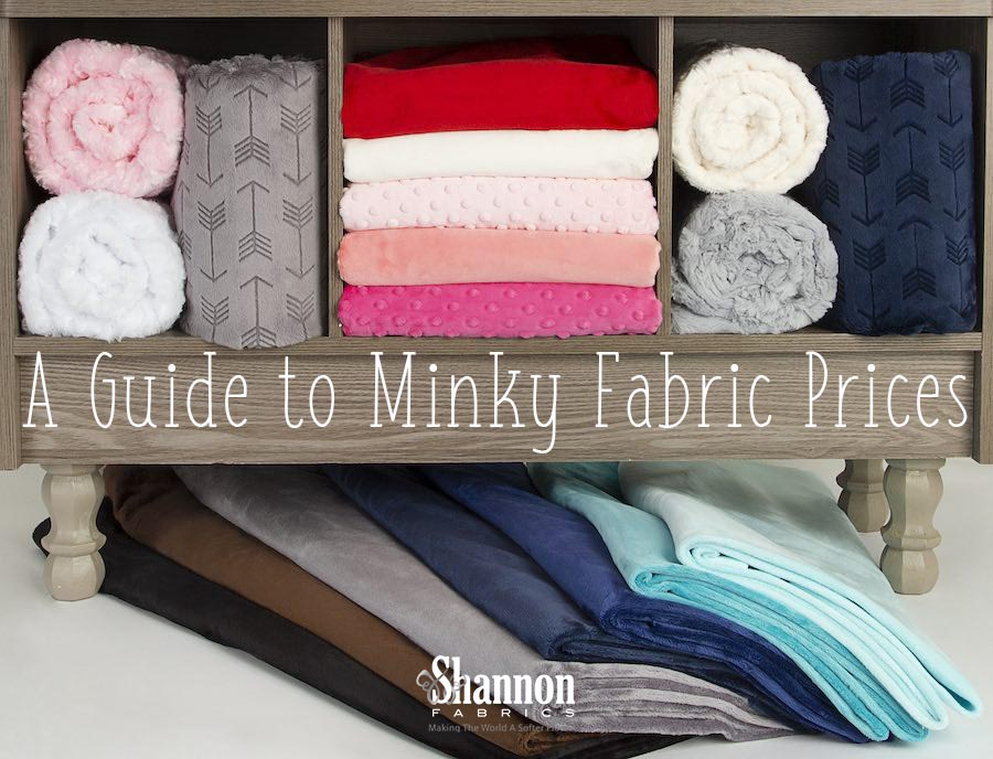 How Much Does Minky Fabric Cost? A Guide to Minky Fabric Prices